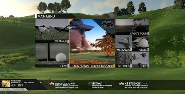 (Test FG – Jeux vidéo) The Golf Club (Xbox One) #2