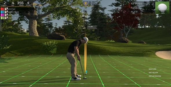 (Test FG – Jeux vidéo) The Golf Club (Xbox One) #3