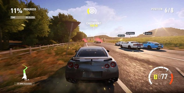 (Test FG - Jeux vidéo) Forza Horizon 2 (Xbox One) #3