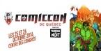 ComicCon Québec 2014 #1
