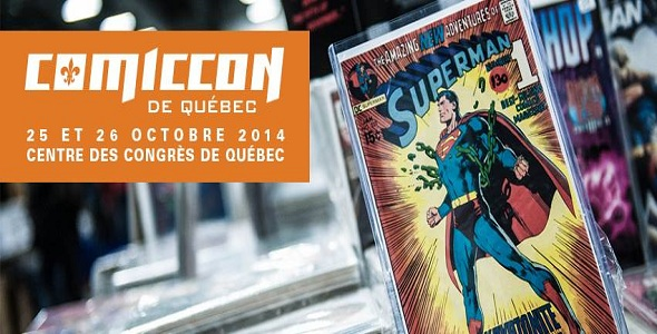 ComicCon Québec 2014