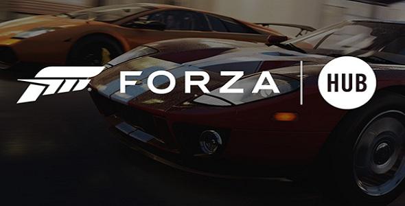 Forza Horizon - Forza Hub