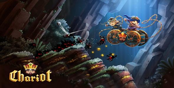 (Test FG – Jeux vidéo) Chariot (Xbox One) #1