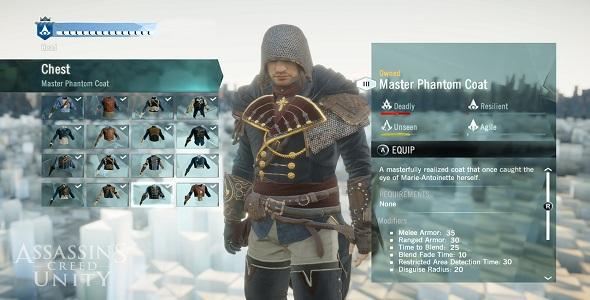 (Test FG – Jeux vidéo) Assassin's Creed Unity #3