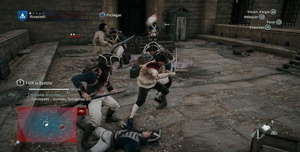 (Test FG – Jeux vidéo) Assassin's Creed Unity #6