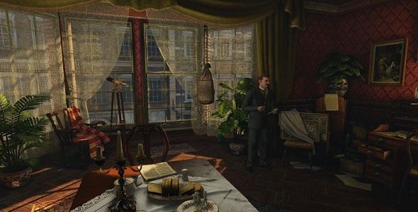 (Test FG – Jeux vidéo) Sherlock Holmes - Crimes & Châtiments #2