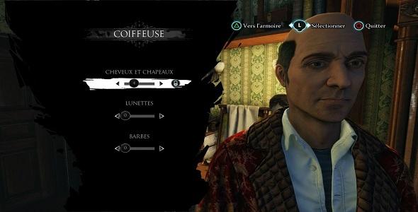 (Test FG – Jeux vidéo) Sherlock Holmes - Crimes & Châtiments #6
