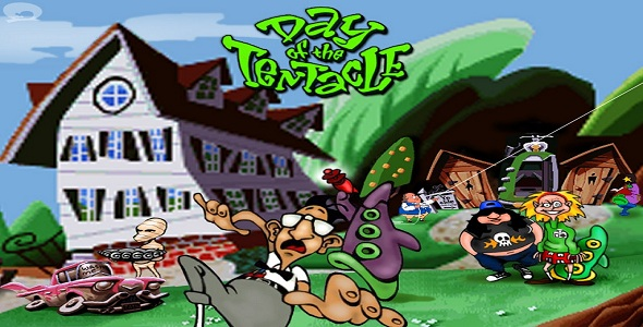 Day Of The Tentacle - PS4