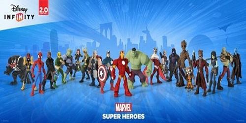 (Test FG – Jeux vidéo) Disney Infinity 2.0 - Marvel Super Heroes #1