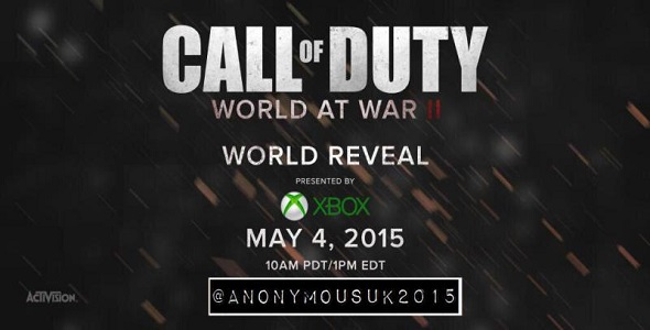 COD - World reveal
