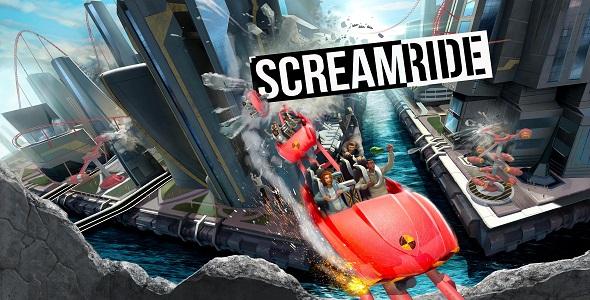 (Test FG - Jeux vidéo) ScreamRide (trois petits tours et puis s'en vont) #1
