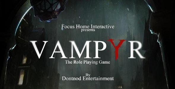 DONTNOD - Vampyr