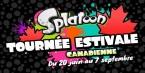 Splatoon - Tournée estivale