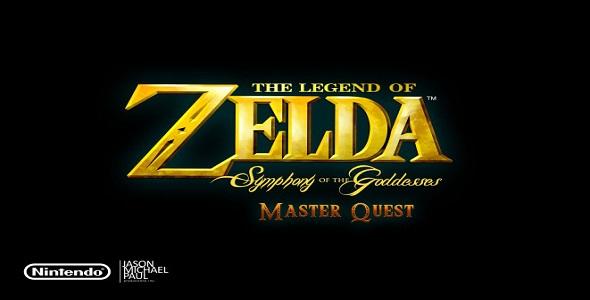 The Legend Of Zelda, Symphony Of The Goddesses - Master Quest