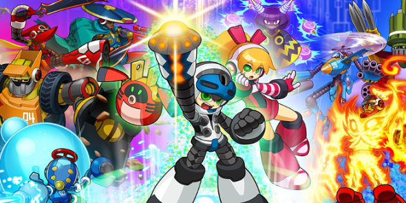 Mighty-No-9-Comcept-Art-Splash