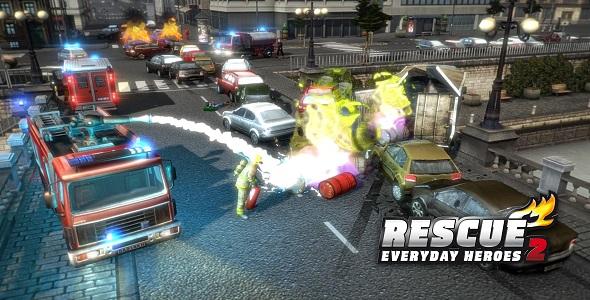 (Test FG – Jeux vidéo) Rescue 2 - Everyday Heroes #1