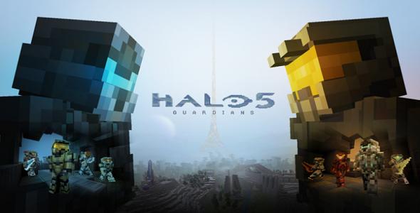 Minecraft - Halo 5