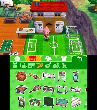 (Test FG - Jeux vidéo) Animal Crossing - Happy Home Designer #4