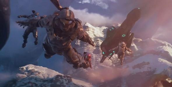 (Test FG - Jeux vidéo) Halo 5 Guardians #2