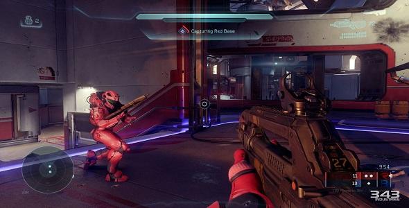 (Test FG - Jeux vidéo) Halo 5 Guardians #4
