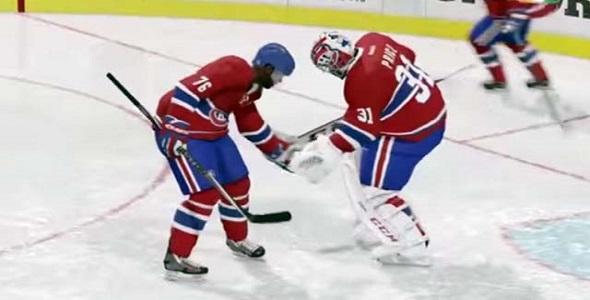 (Test FG - Jeux vidéo) NHL 16 #3