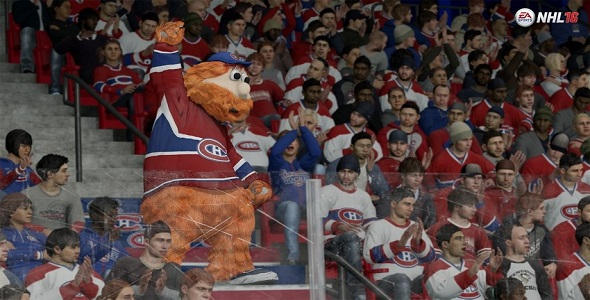 (Test FG - Jeux vidéo) NHL 16 #4