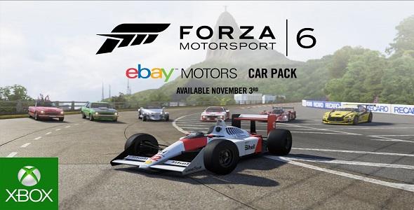 FM6 - eBay Motors Car Pack