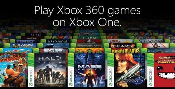 Xbox One - Xbox 360