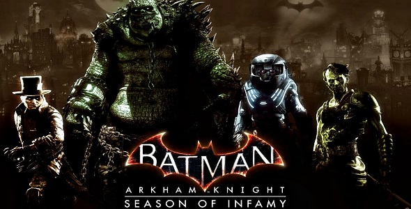 Batman Arkham Knight - Season Of Infamy