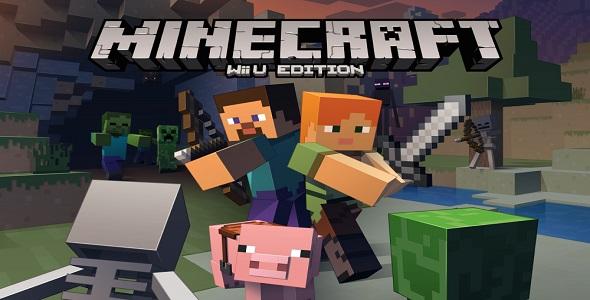 Minecraft - Wii U Edition