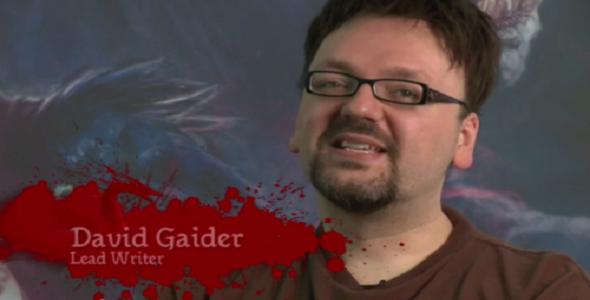 David Gaider - Bioware