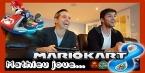 Mathieu joue… #5 – José Gaudet vs Mario Kart 8