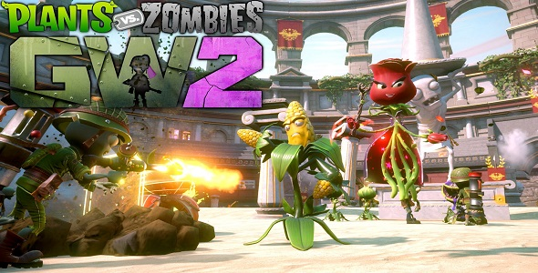Plants vs Zombies - Garden Warfare 2 #2