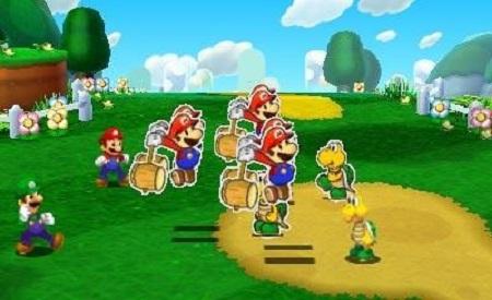 (Test FG - Jeux vidéo) Mario & Luigi - Paper Jam #2