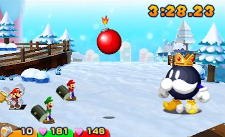 (Test FG - Jeux vidéo) Mario & Luigi - Paper Jam #3
