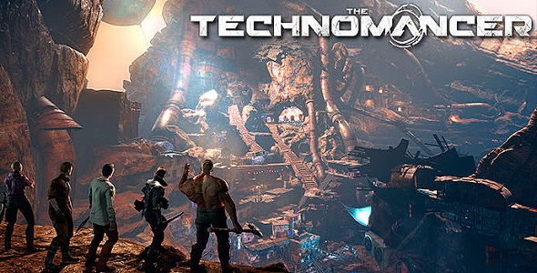 The Technomancer #2