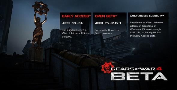GOW 4 - beta