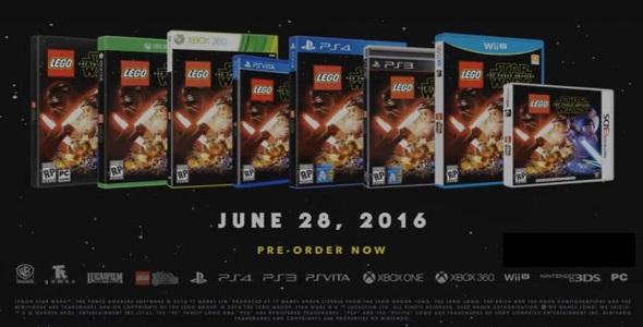 LEGO Star Wars VII - Le Réveil De La Force