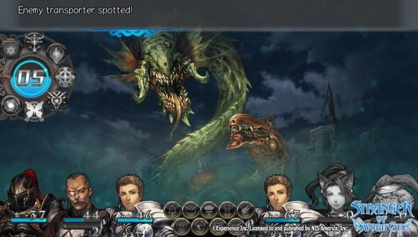 starnger of sword 3