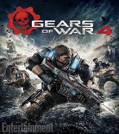 Gears Of War 4 - pochette