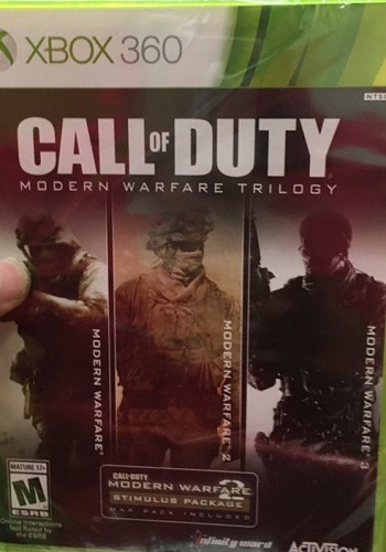 Call Of Duty - Modern Warfare Trilogy