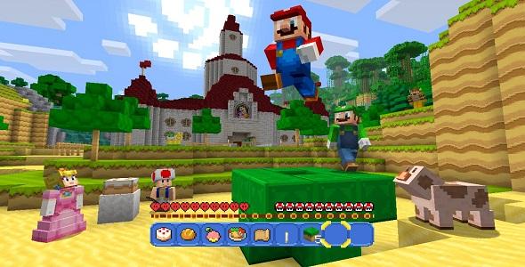 Minecraft_WiiU_image 1