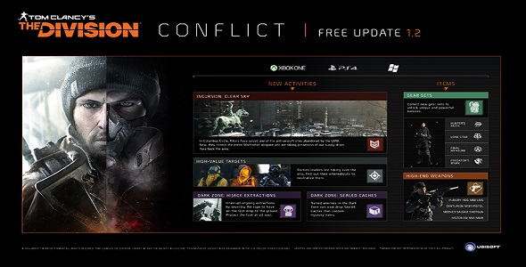 The Division - Conflict