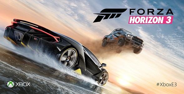 E3 2016 - Forza Horizon 3