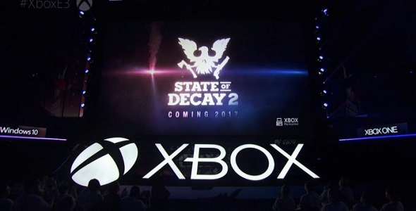 E3 2016 - State Of Decay 2