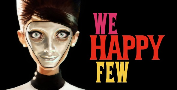 E3 2016 - We Happy Few