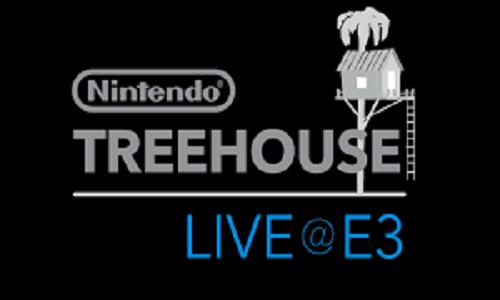 Nintendo Treehouse - E3 2016