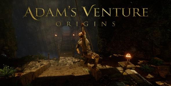 (Test FG - Jeux vidéo) Adam's Venture - Origins #1