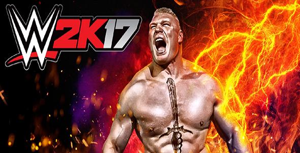 WWE 2K17 - Brock Lesnar