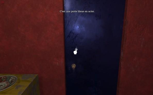 La porte qui devient une obsession.